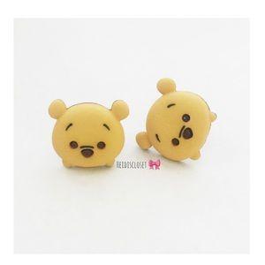 Winnie the Pooh Earrings. 🆕